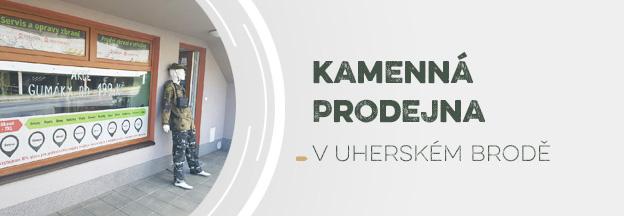 Prodejna Uhersk� Brod