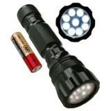Svítilna SPY duralová 9 LED
