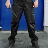 Kalhoty SECURITY zásahové ÈERNÉ