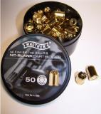 Startovací náboje 9mm revolver 50ks Walther