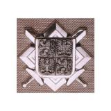 Odznak AÈR znak a meèe støíbrný