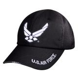 Èepice USAF sí�ovaná ÈERNÁ