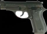 Plynová pistole Bruni 84 Cheetah èerná cal.9mm