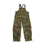 Kalhoty britské s laclem GORETEX DPM TARN použité