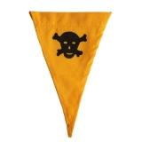 Vlajeèka s lebkou pro oznaèování zamoøeno nebo minového pole