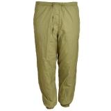 Kalhoty zateplené daune BRITSKÉ oboustranné použité
