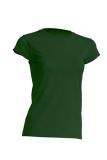 Dámské trièko Regular Lady - Zelené