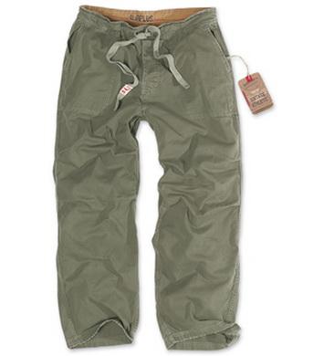 Kalhoty ATHLETIC TROUSER OLIV