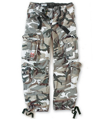 Kalhoty AIRBORNE VINTAGE METRO