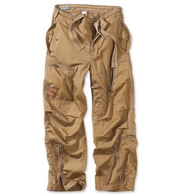 Kalhoty INFANTRY CARGO KHAKI