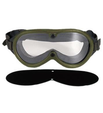 Brýle taktické US M44 v krabièce OLIV