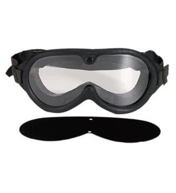 Brýle taktické US M44 v krabièce ÈERNÉ