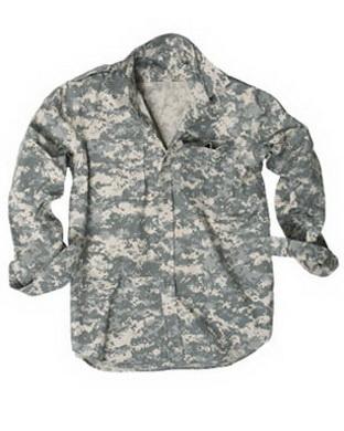 Košile US ARMY na knoflíky AT-Digital