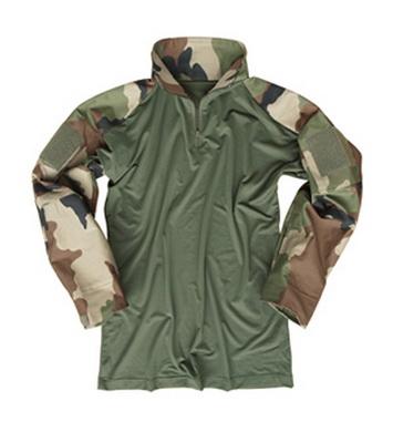 Košile TACTICAL s límeèkem CCE