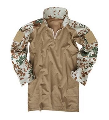 Košile TACTICAL s límeèkem TROPENTARN