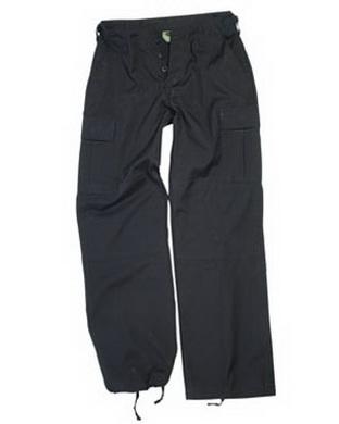 Kalhoty dámské US BDU R/S PREWASH ÈERNÉ