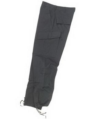 Kalhoty ACU èerné