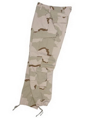 Kalhoty ACU 3 col. desert