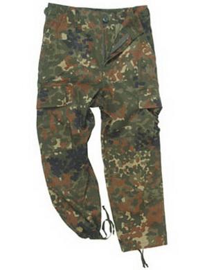 Kalhoty dìtské US BDU FLECTARN