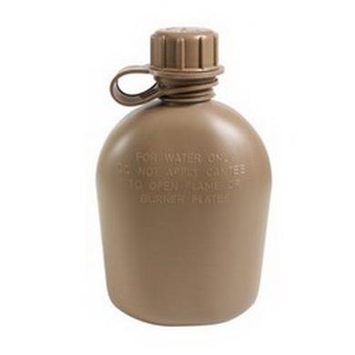 Láhev samostatná  US 1Qt. plastová COYOTE
