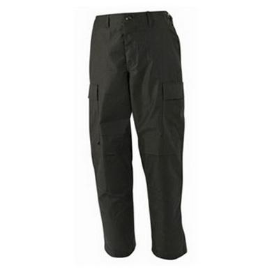 Kalhoty US M65 6xkapsa ÈERNÉ