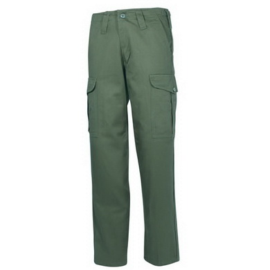 Kalhoty HEAVYWEIGHT COMBAT ZELENÉ