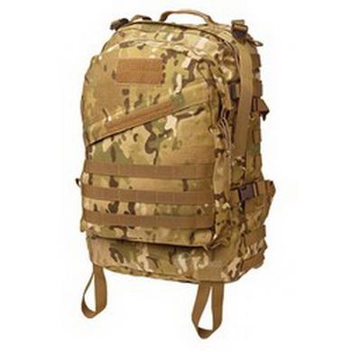 Útoèný batoh 3-denní multicam Atlanco