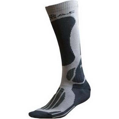 Ponožky BATAC Mission - podkolenka KHAKI/ŠEDÉ