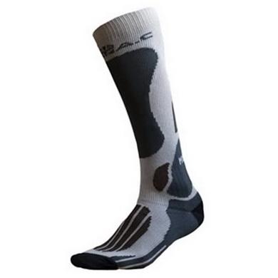 Ponožky BATAC Mission - podkolenka KHAKI/HNÌDÉ