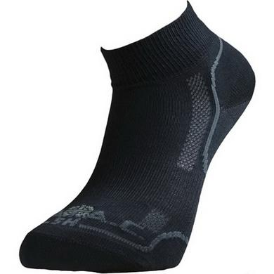 Ponožky BATAC Classic Short ÈERNÉ