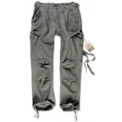 Kalhoty dámské M65 ZELENÉ