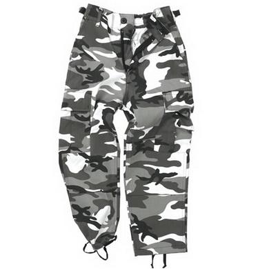 Kalhoty dìtské US BDU METRO