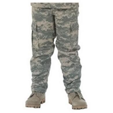Kalhoty dìtské ULTRA FORCE ARMY DIGITAL CAMO