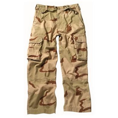 Kalhoty dìtské VINTAGE PARATROOPER 3-COL DESERT