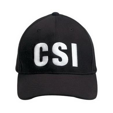 Èepice BASEBALL CSI ÈERNÁ