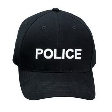 Èepice POLICE BASEBALL ÈERNÁ