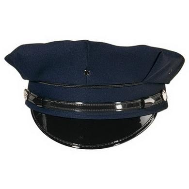 Èepice CAP8 PT. POLICE/SECURITY MODRÁ