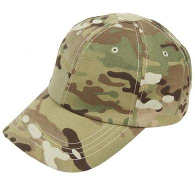 Èepice TEAM CAP baseballová MULTICAM