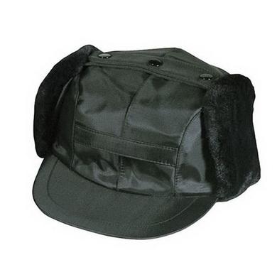 Èepice TRAPPER HAT zateplená ÈERNÁ