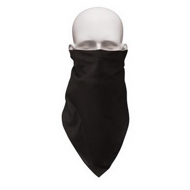 Šátek 68 x 68 cm maska ÈERNÝ