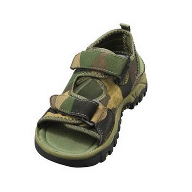 Sandále WOODLAND CAMO