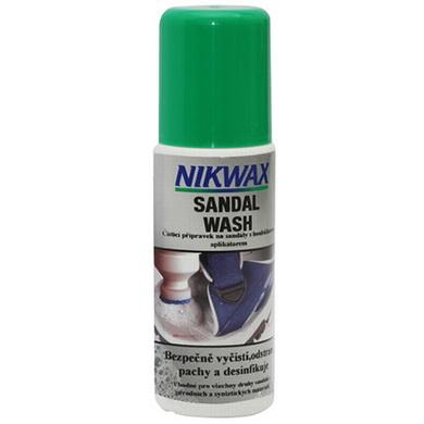 Pøípravek èistící SANDAL WASH 125ml na sandály