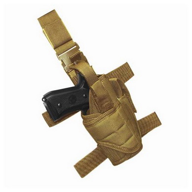 Pouzdro pistolové stehenní TORNADO COYOTE