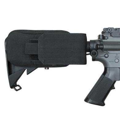 Sumka MOLLE na zásobník M16 k pažbì ÈERNÁ