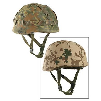 Potah na helmu BW oboustranný FLECK/TROREN.použitý