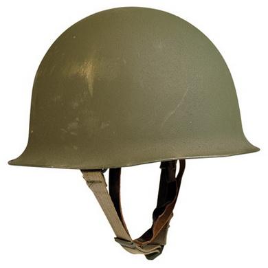 Helma M51 francouzská s vnitøkem ZELENÁ použitá