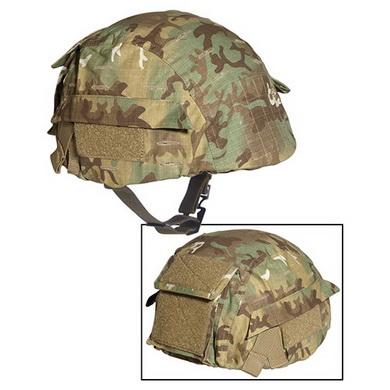 Potah na helmu US PASGT MT-PLUS ARID W/L