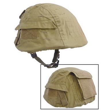 Potah na helmu US PASGT MT-PLUS COYOTE BROWN