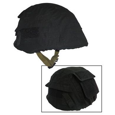 Potah na helmu US PASGT MT-PLUS ÈERNÁ
