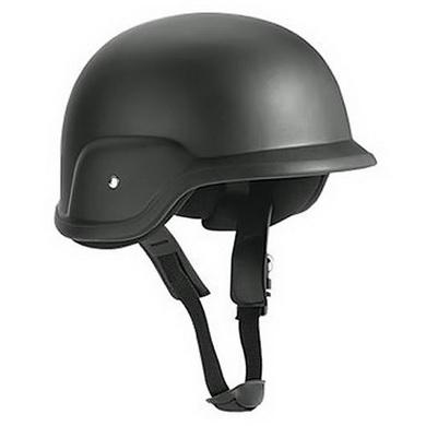 Helma plastová G.I. Style ABS BLACK vel.S/M